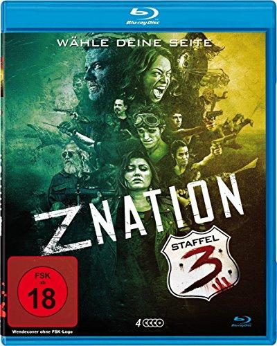 Z Nation - Staffel 3 - Uncut (4 Blu-rays)
