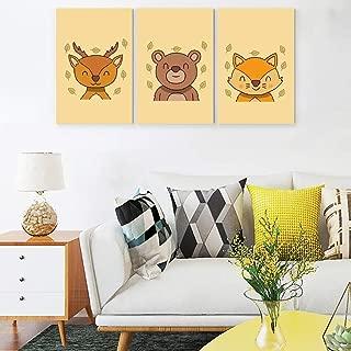 Sheeouis Animal Printing Art Paintings 12