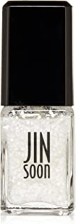 JINsoon Nail Lacquer Toppings - Polka White, 11 ml