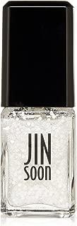 JINsoon Nail Lacquer Toppings - Polka White, 11 ml
