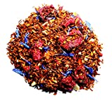 Nelson's Tea - Glass Slipper - Herbal Loose Leaf Tea - Caffeine Free - almonds, dried cherries, and cornflowers - 4 oz.