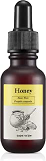 Papa Recipe Bombee Honey Moist Propolis Ampoule, Korean Skin Care, Rich Moisturizing Ampoule, 1.01 Ounce