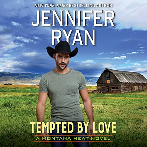 Tempted by Love     Montana Heat Series, Book 3              By:                                                                                                                                 Jennifer Ryan                               Narrated by:                                                                                                                                 Coleen Marlo                      Length: 9 hrs and 56 mins     54 ratings     Overall 4.7
