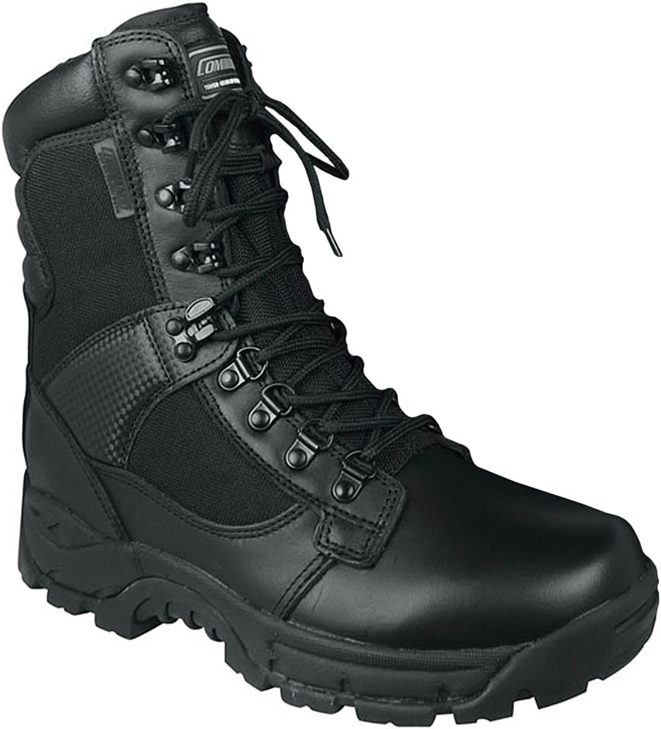 Elite Kampfstiefel Forces-Securityboots-Polizeistiefel Leather with Thinsulate Lined Size 43