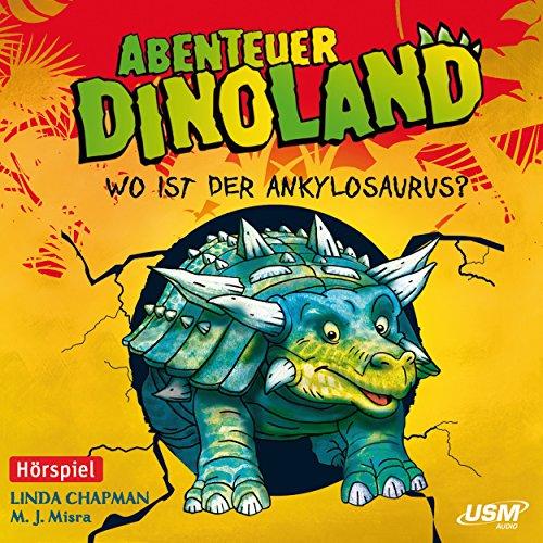 Wo ist der Ankylosaurus? Titelbild