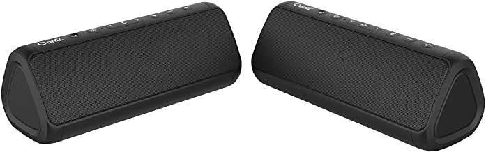 OontZ Angle 3 PRO Waterproof Bluetooth Speaker, Two...