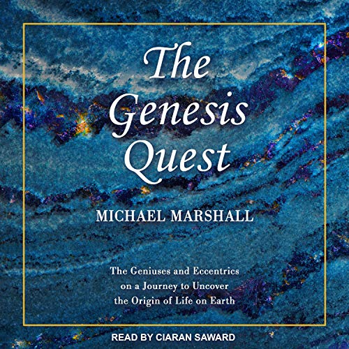 The Genesis Quest Audiobook By Michael Marshall cover art