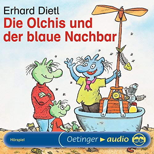 Die Olchis und der blaue Nachbar                   By:                                                                                                                                 Erhard Dietl                               Narrated by:                                                                                                                                 Rainer Schmitt,                                                                                        Stephanie Kirchberger,                                                                                        Maritna Mank                      Length: 27 mins     Not rated yet     Overall 0.0