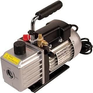 hvac vacuum pump smoking