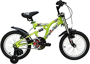 """FIREFOX Alfa 16T Kids Cycle 12"""" Frame, with Free Training Wheel I Ideal For :5-7 Years I Light weight Frame"""