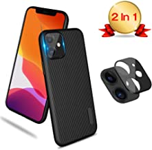 [Lens Protector with Case] TopACE for iPhone 11 Camera...