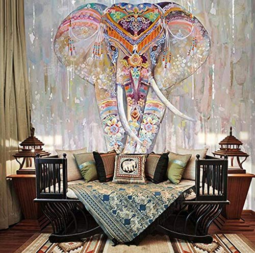 3D vliesbehang foto vlies premium fotobehang textured olifant dier papier wandschilderijen 3D wandschilderijen voor behang 3D fotobehang voor woonkamer achtergrond 400*280 400 x 280 cm.