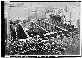 HistoricalFindings Photo: U. S. Sub-Treasury & Mint,608 Commercial Street,San Francisco,California,CA,2