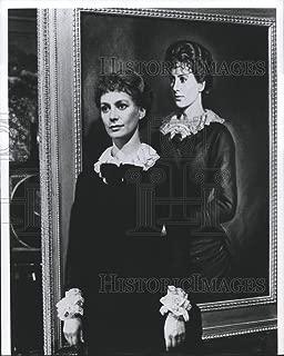 Historic Images - 1980 Press Photo Francesca Annis as Lillie Langtry