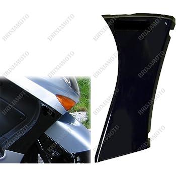 Yamaha 5GJ2171L00 orig 77380002H carena plastica fianchetto inferiore sotto pedana sinistro colore binaco perla compatibile con yamaha t-max 500 anno dal 2001 al 2007 |rif one by Camamoto cod