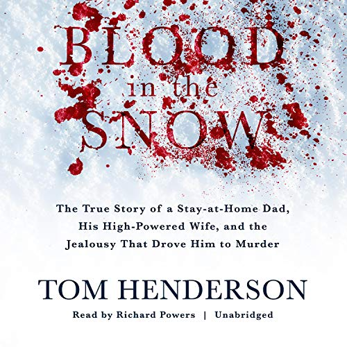 Blood in the Snow audiobook cover art