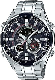 7a93690aaba8 Casio Edifice Analog-Digital Black Dial Men s Watch - ERA-600D-1AVUDF (