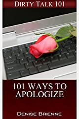 101 Ways To Apologize Kindle Edition