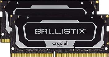 16GB rot CL16 DRAM Crucial Ballistix BL2K8G32C16U4RL RGB DDR4 8GBx2 Desktop Gaming Speicher Kit 3200 MHz