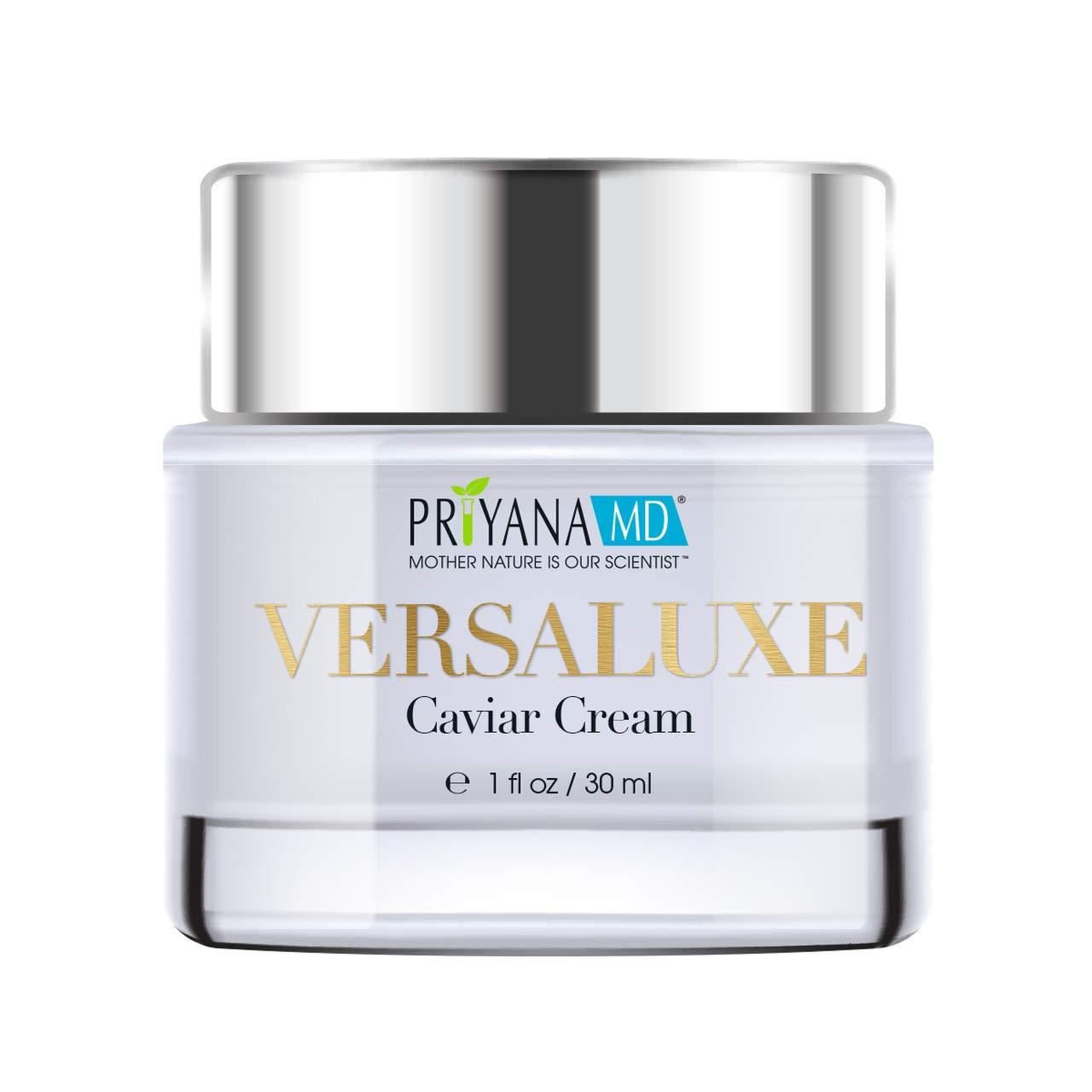 PriyanaMD VersaLuxe Caviar Cream Powerful and ストアー Skin Hy 定番 Anti-Aging