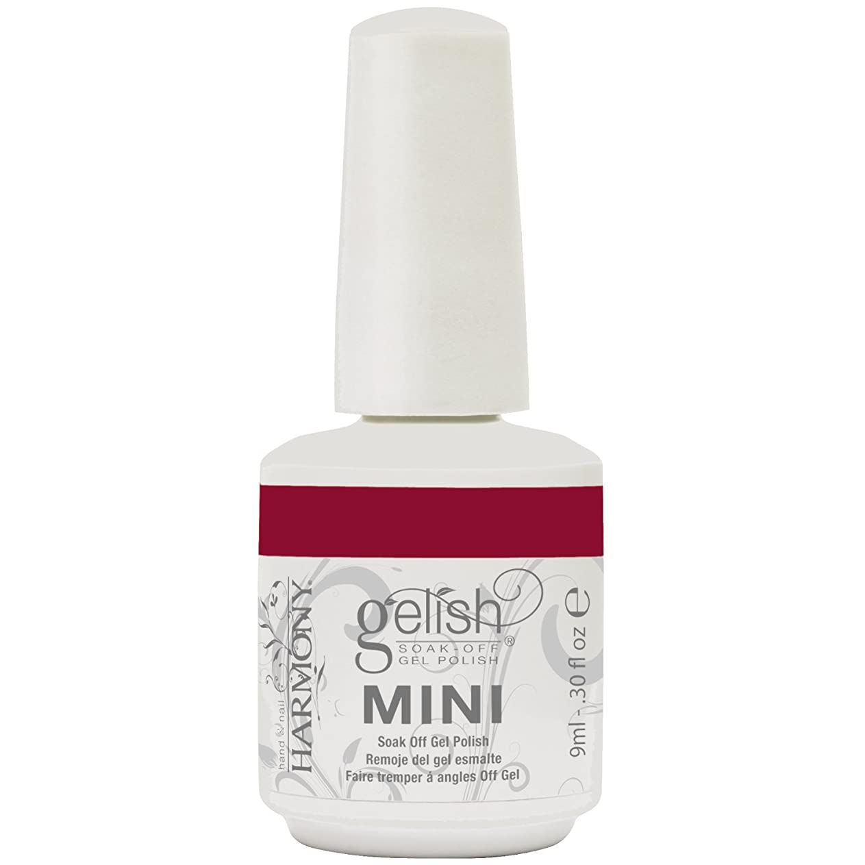 ナビゲーション返済費用Harmony Gelish Uv Soak Off Gel Polish - Gossip Girl (0.5 Oz)
