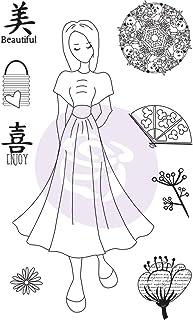 Prima Marketing 12925 Kyoko - Julie Nutting Stamps