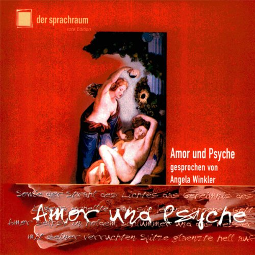 Amor und Psyche audiobook cover art