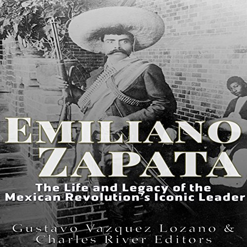Emiliano Zapata cover art
