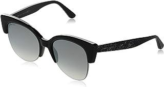 نظارات كات اي للنساء الشمسية من جيمي تشو - عدسات فضية ورمادية