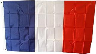 Bastille Day Frans Vlag Souvenir - Frankrijk, 150cm bij 90cm, 5 voet bij 3 voet / 5' x 3' Polyester voor het vieren van Fr...