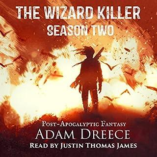 The Wizard Killer: Season Two audiobook cover art