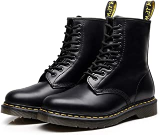 Boot High-top Martin Boots Men's Boots Men and Women Leather Boots