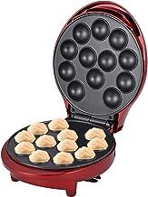 Machine à pops de gâteau SwissHome 1000-2000 W Rouge
