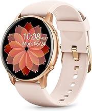 ساعت هوشمند Stiive ، ساعت هوشمند 1.28 اینچی با صفحه لمسی کامل برای مردان ، مانیتور ضربان قلب