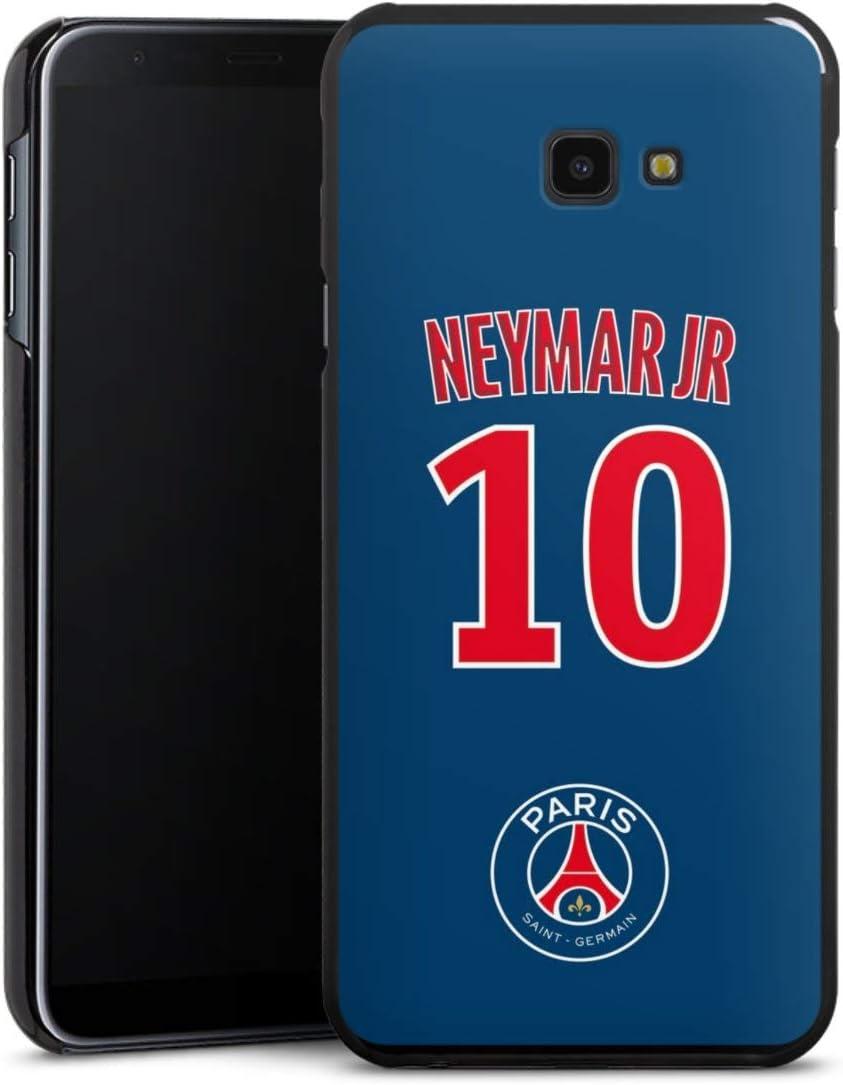 DeinDesign Coque Compatible avec Samsung Galaxy J4 Plus Duos (2018) Étui Housse PSG Neymar Jr. Paris Saint-Germain