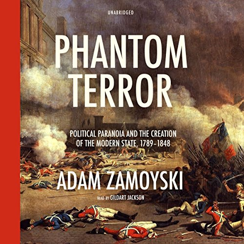 Phantom Terror audiobook cover art
