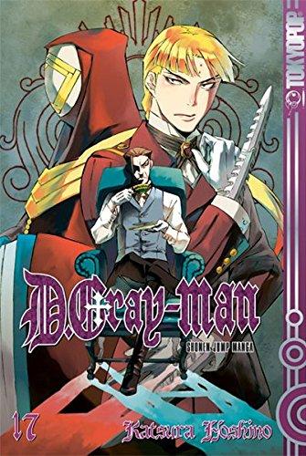D.Gray-Man 17.