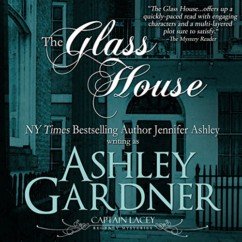 The Glass House audiobook cover art