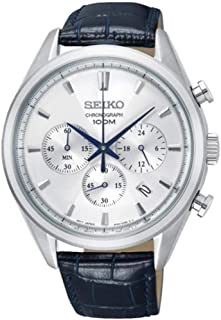 Best silver dial chronograph Reviews