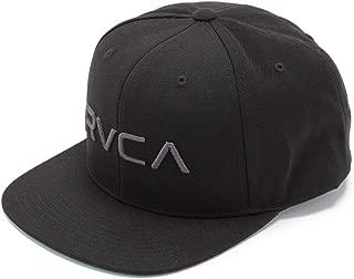 Men's Twill Snapback Hat