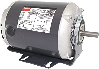 Dayton 6K778 Motor, 1/3 hp, Split PH, 1725 RPM, 115 V