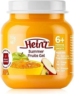 Heinz Summer Fruits Gel Jar, 110g
