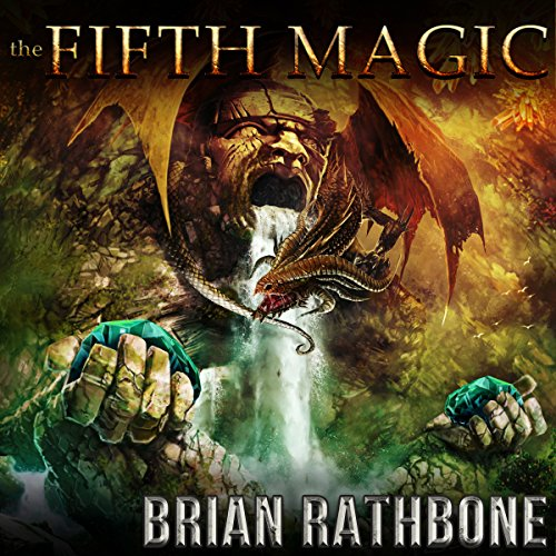 The Fifth Magic audiobook cover art
