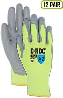 MAGID GPD261 Cut Resistant Glove, Size 10, 12 Pair