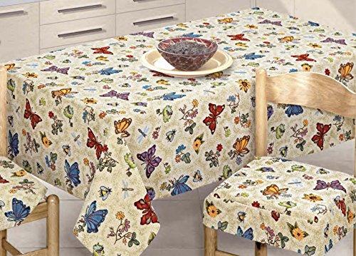 Nappe modèle Butterfly Rotondo 180 Butterfly