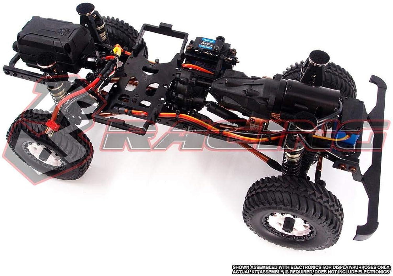 más vendido 3Racing RC Model Kit-EX-Real EX Real Real Real 1 10 4WD Off-Road Crawler Kit w  Motor, 2-Speed & No Electronics  tienda de venta