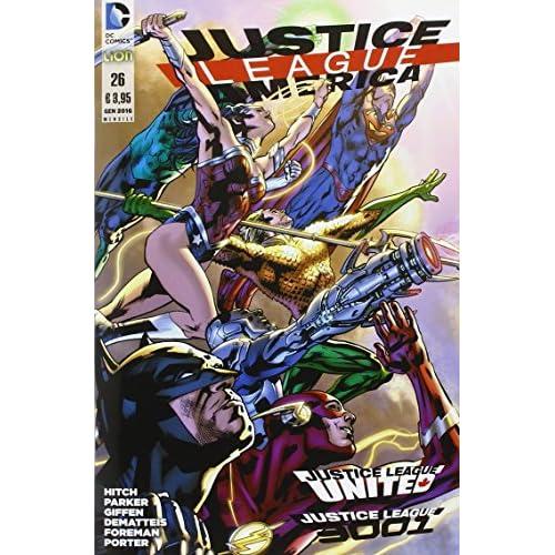 Justice League America: 26