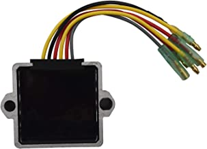 Autoparts Voltage Regulator Rectifier Replacement for...