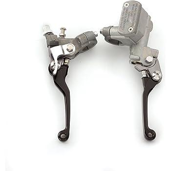 Front Brake Master Cylinder//Lever Fits Honda CR85R 2003 2004 2005