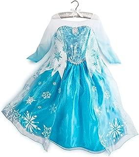 elsa deluxe costume for kids olaf's frozen adventure